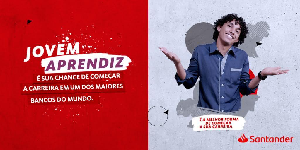 Jovem Aprendiz Santander